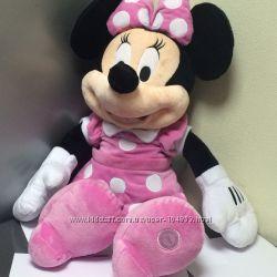 Минни Маус большая 70 см- подружка Микки от Disney из США