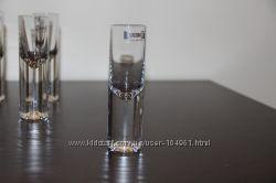 Стильный набор водочных стопочек KROSNO