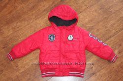 Куртка осенняя LEMMI Германия р. 92-98