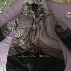 Продам зимнюю куртку для беременных