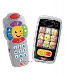 Умные смартфоны серии Улыбайся и учись Fisher Price  2 шт.