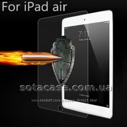 Новое оригинальное защитное стекло для Apple Ipad Air