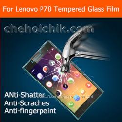 Защитное противоударное стекло для Lenovo P70
