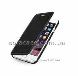Новый кожаный премиум чехол для Apple iPhone 6 Plus