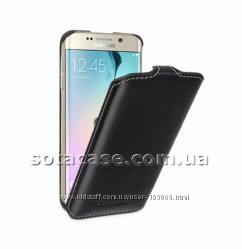 Новый кожаный чехол для Samsung Galaxy S6 Edge G925 G925F