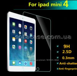 Новое защитное стекло для Apple iPad mini 4
