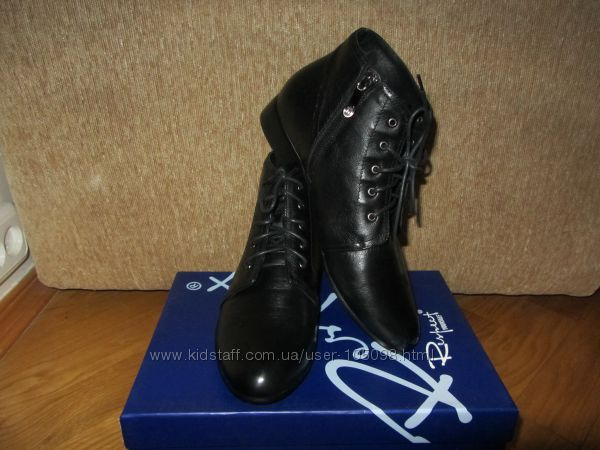 Новые демисезонные ботинки Respect 39р. идут на 38 или 38, 5р.