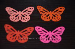 Бумажные бабочки от Марты Стюарт