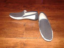 новые туфли-мокасины за полцены Р. 44