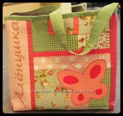 Детская сумочка для девочки, сумочка для принцессы на заказ