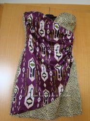 Роскошное коктейльное платье