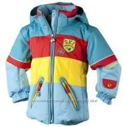 Зимние куртки Posh Jacket, система Я расту, Оbermeyer, 2Т. 3 Цвета