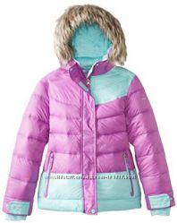 Две куртки Free Country  Down Color-Block Jacket на 7-8 и 9 лет