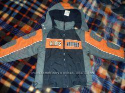 Демисезонные курточки  новая