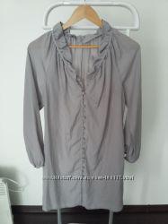 Отличная блуза туника F&F S-M-L Англия