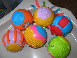 Продам интерактивные шарики Fisher Price