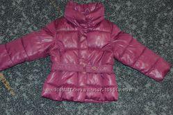 Продам очень красивую и теплую курточку GEOX размер 12 мес