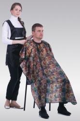 Накидка парикмахера есть нюанс