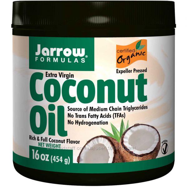 Кокосовое масло купить iherb