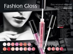 Белорусский блеск для губ от ТМ Релуи с зеркальным эффектом Fashion Gloss.
