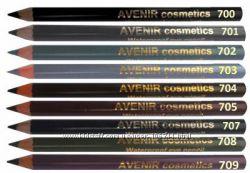 Супер стойкие карандашики для глаз AVENIR. Супер цена. В наличии.