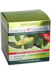 Belle Jardin Крем Авокадо, коллаген, эластин для сухой и чувствительной кож