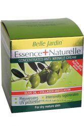Belle Jardin Крем Зеленая Оливка, коллаген, эластин от морщин.