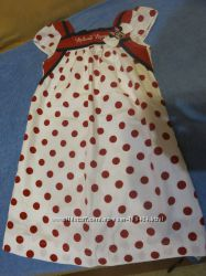 Платье для любительниц Микки.