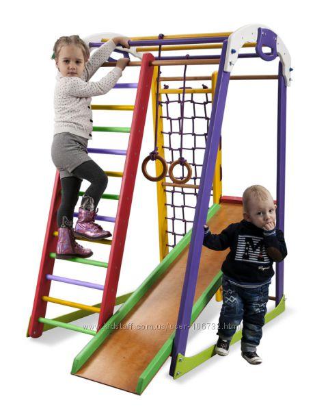 Кроха-2 Спортивные уголки для наших малышей