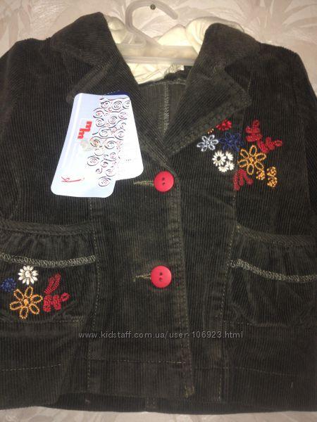 Вельветовый пиджак DADA