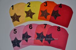 Шапочки со звездой