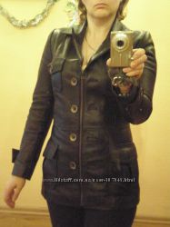 Куртка кожа, идет на 2 размера 42и 44