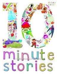 Десятиминутные истории на английском, сборник 512 страниц