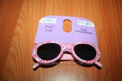 Стильные солнцезащитные очки для девочек и мальчиков фирмы F&F