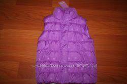 Модная жилетка для девочки 116см от фирмы DopoDopo