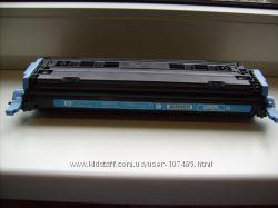 Картридж, LaserJet, Q6001A