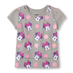 Любителям Минни, яркая футболка от Childrens