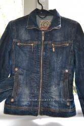 Куртка пиджак джинс CASH JEANS