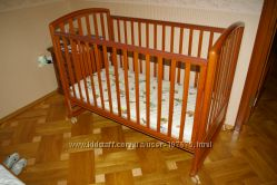 Кроватка Pali Ciak Бук Матрас наматрасник одеяло подушка