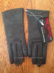 Кожанные перчатки Grandoe с тач-скрин технологией