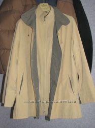 Куртка ветровка размер 52