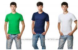 Мужские футболочки. Отправка каждый день Новой почтой со склада