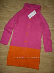 Обалденное платье свитер на девочку 6 лет GYMBOREE