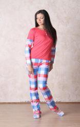 пижамы с брюками ТМ Роксана