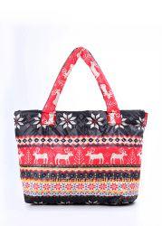 Дутые сумочки с оленями новые и яркие расцветки