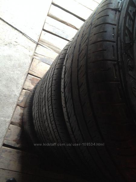 Автомобильные шины Goodyear 4 шт. летняя