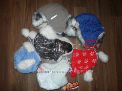 Супер распродажа теплые красивые шапочки почти даром девочкам, мальчикам