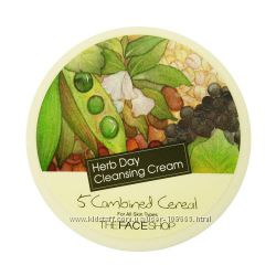 Крем для снятия макияжа Herb Day Cleansing Cream в ассортименте