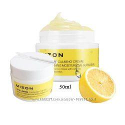 Крем витаминный успокаивающий с лимоном MIZON Vita Lemon Calming Cream