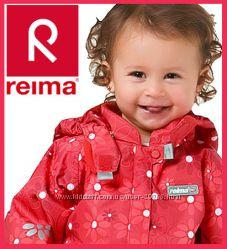 Рейма ТЕК  демисезонный весна-осень  Цветочный  комплект девочке 80 размер